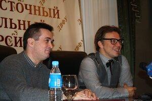 В марте Илья Лагутенко прочтет первую лекцию для студентов ДВФУ