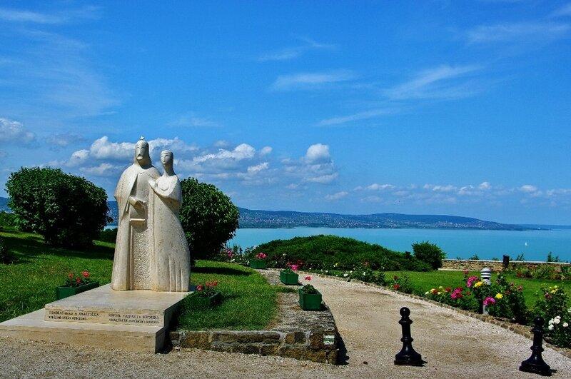 Остров Балатон! Венгрия