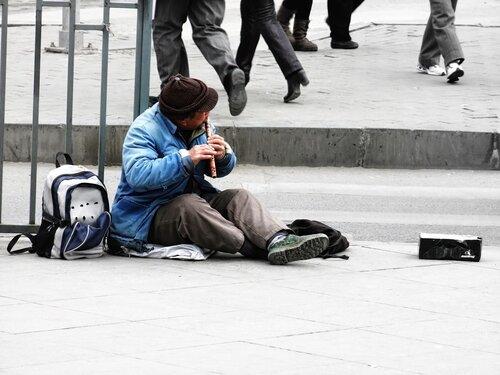Флейтист, Мой Китай, photo by WTiggA
