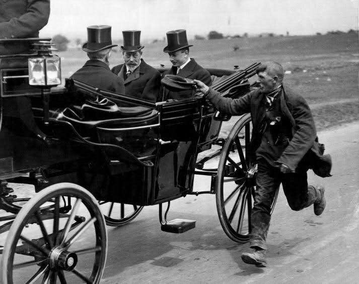 King George V (1865-1936) , Derby Day, 1920