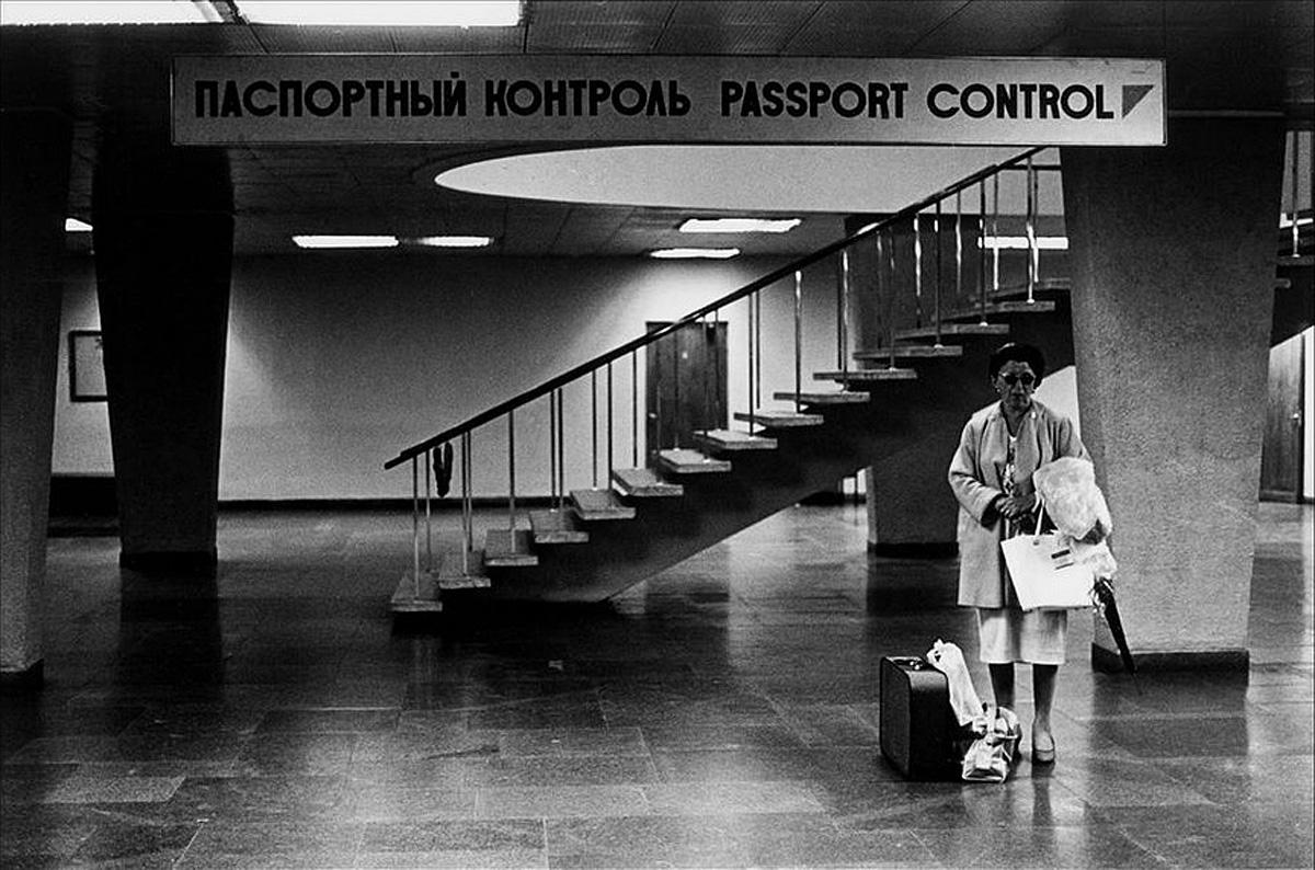 Московский аэропорт 1965, Манос Константин.