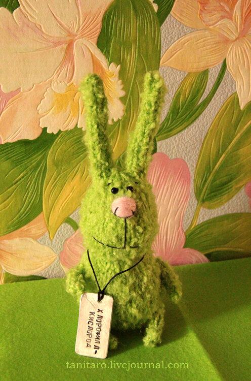 вязание зайцев