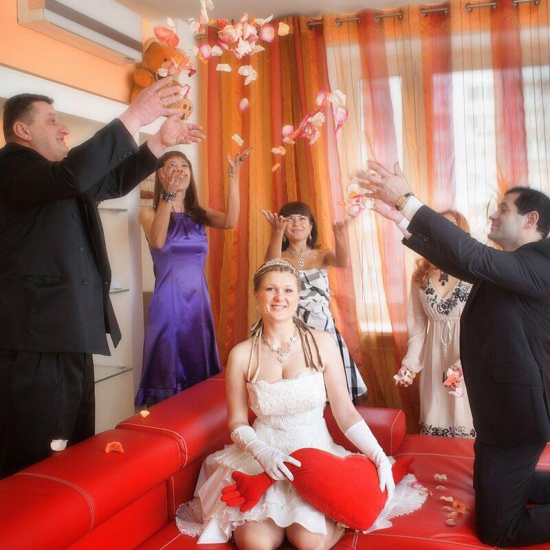 на свадебный фотограф бюджет