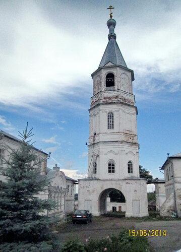 Керенский Тихвинский Мужской Монастырь