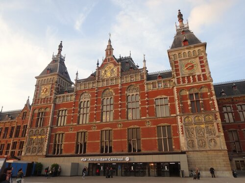Милый Амстердам -