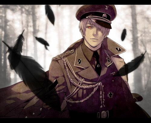 Prussia (Hetalia)