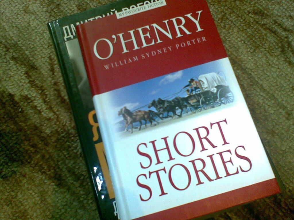 O'Henry. Short Stories. O'Henry