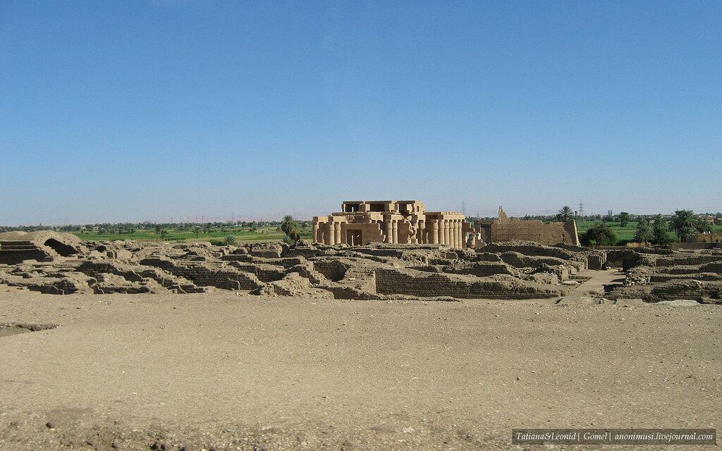 Старые фото Древнего Египта