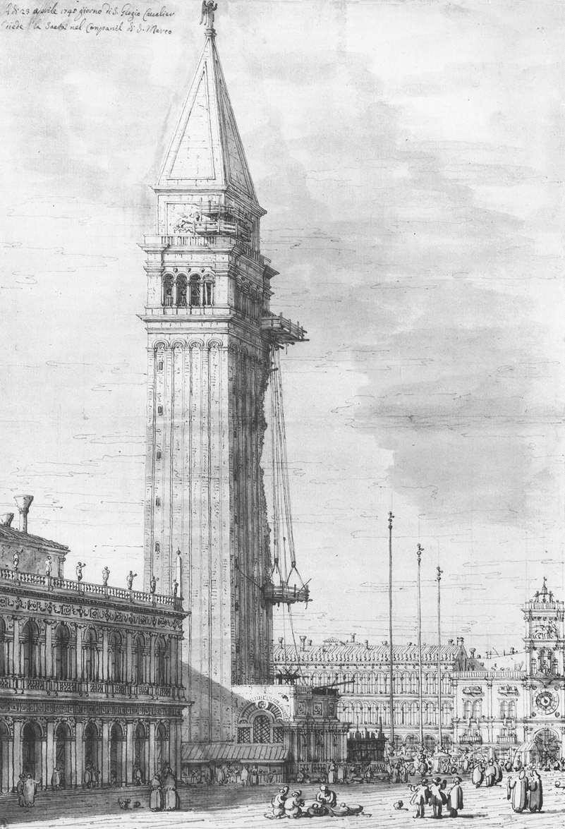 Giovanni_Antonio_Canal,_il_Canaletto_-_The_Piazzetta_-_Looking_North,_the_Campanile_under_Repair_-_WGA03986.jpg