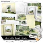 «One Little Sweet Minute»  0_69fb6_b59abd5e_S