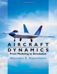 Книга Aircraft Dynamics: From Modeling to Simulation