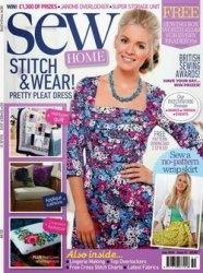 Журнал Sew Home - September 2013