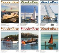 Журнал WoodenBoat Magazine Full Year Collection №1-6 2010