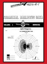 Книга Terminal ballistic data. Volume I, bombing