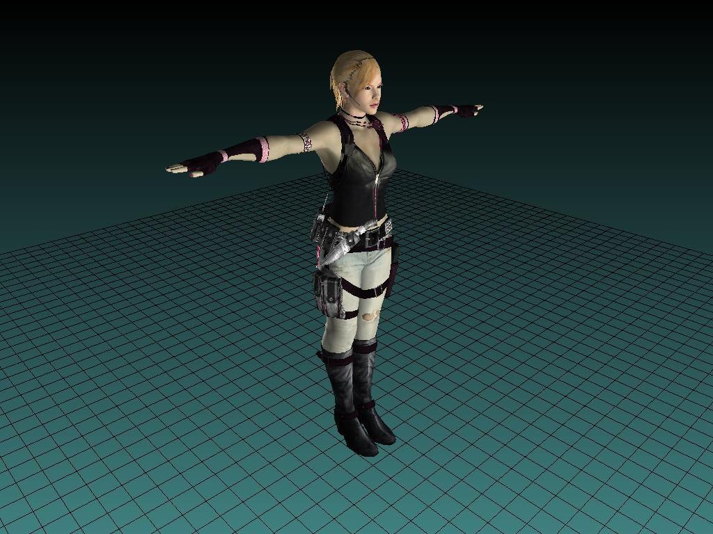 Моддинг Resident Evil 5 - Страница 5 0_10676b_8ec0978e_orig