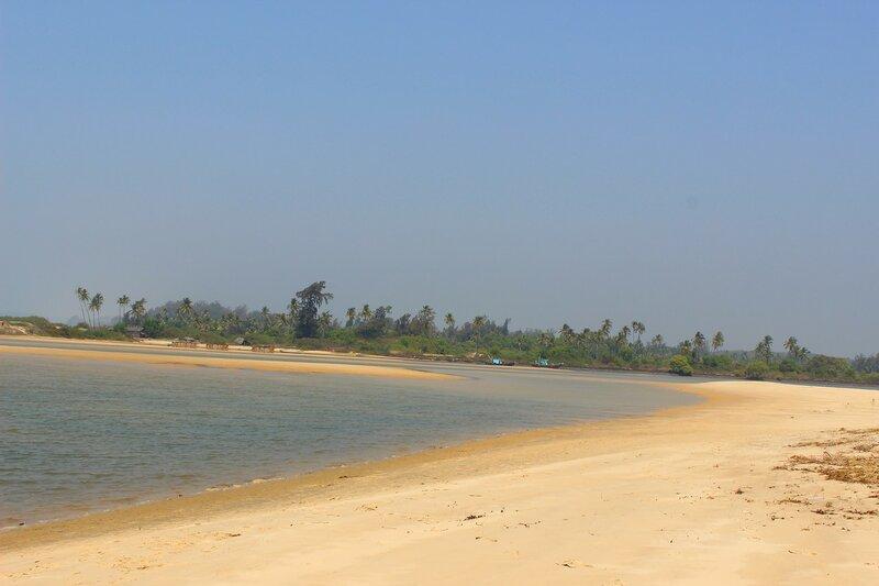 Гоа, пляж Парадайз