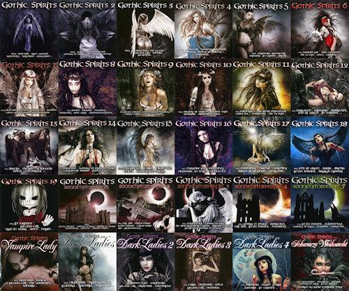 VA – Gothic Spirits 1-19, Sonnenfinsternis 1-5, Vampire Lady, pres. Dark Ladies 1-4, pres. Schwarze Weihnacht (2005-2015) FLAC
