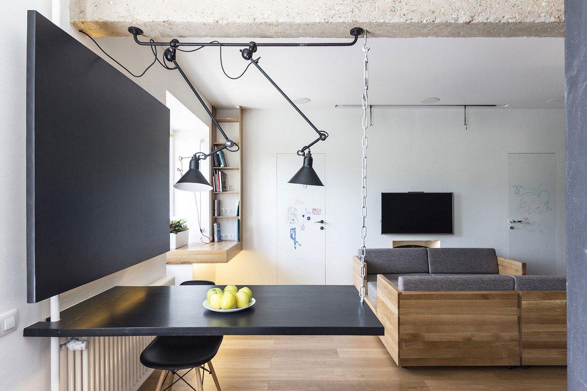 Ruetemple, красивые квартиры фото, примеры оформления интерьера, модульная мебель фото, модульная мебель примеры, обзоры красивых квартир