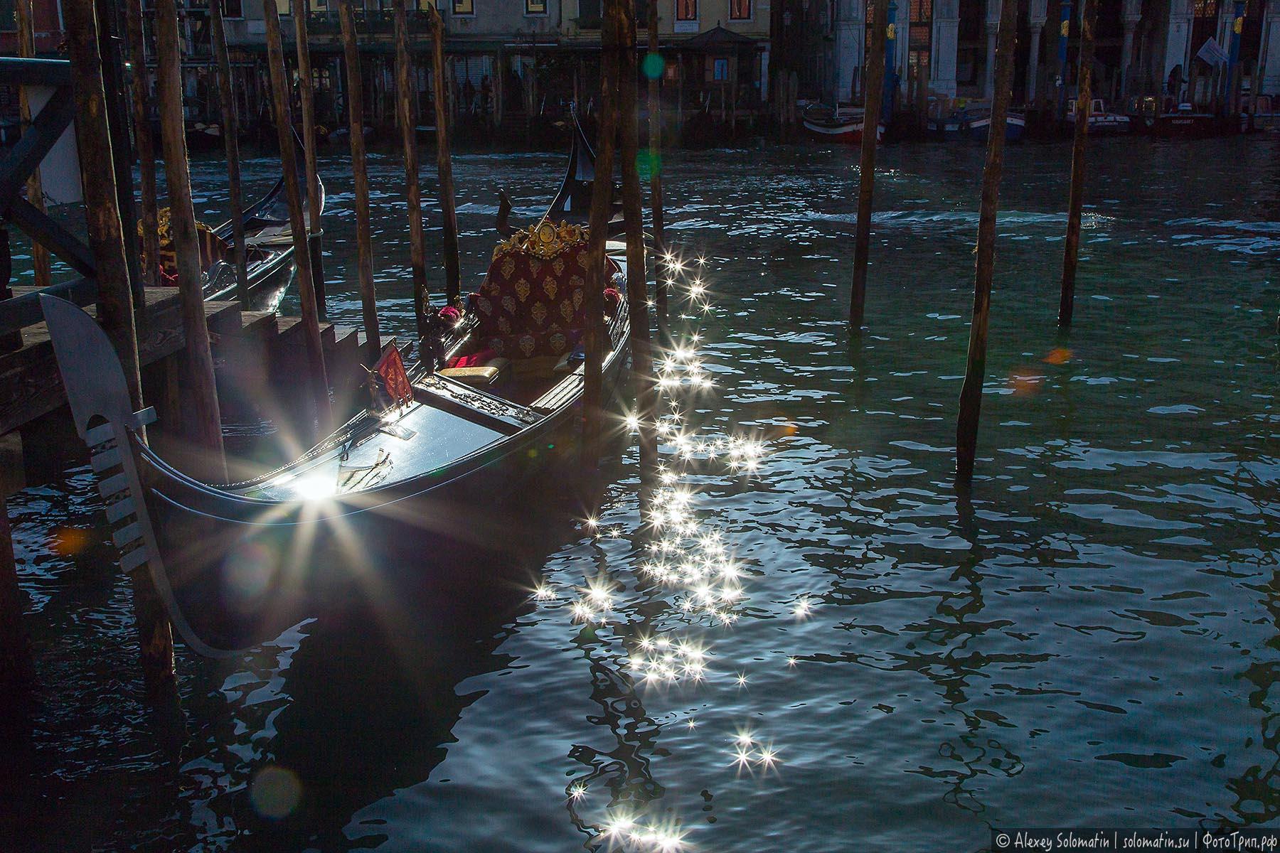 Венеция без туристов