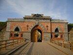 Николаевские Ворота Даугавпилсской крепости