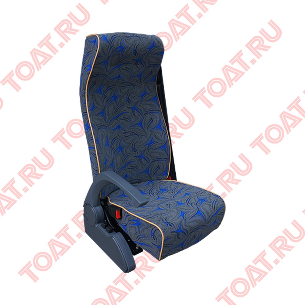 Пассажирское сидение Риат с регулируемой спинкой, цвет Чайка, Пассажирское сидение Риат с регулируемой спинкой, цвет Чайка