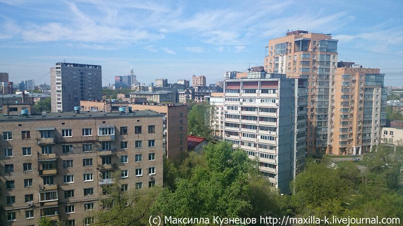 Северо-Запад Москвы