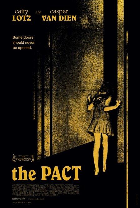 Договор / Пакт/ The Pact (2012) HDRip