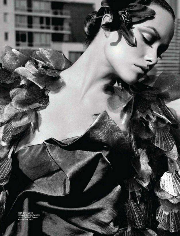 модель Оливия Уайлд / Olivia Wilde, фотограф Tesh