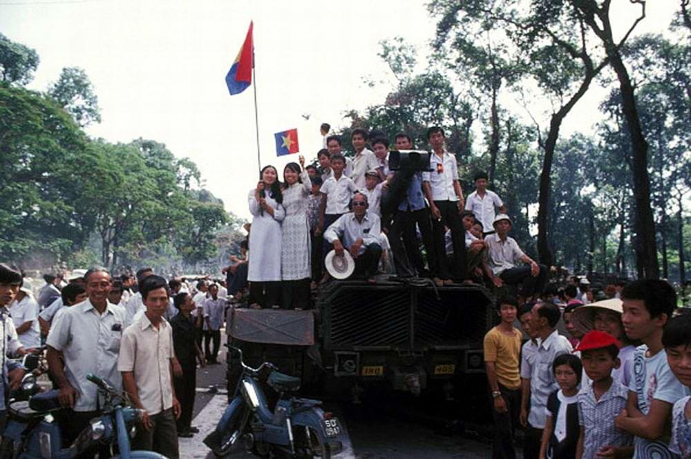 Освобождение Сайгона: как это было! К 40-летию со Дня Победы Вьетнама (США) (37)
