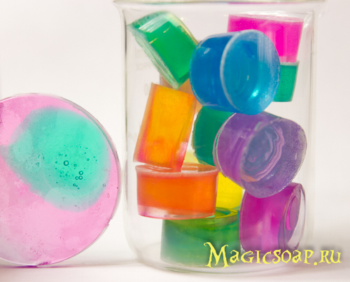 Красители Zenicolor для мыла из основы Zenicolor