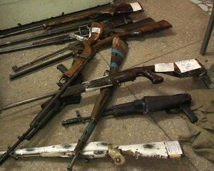В Приморье изъято 284 единицы оружия