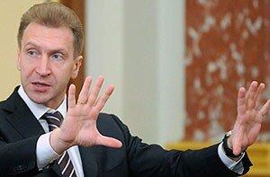 Шувалов повысит рейтинг ЕР за Дарькина?
