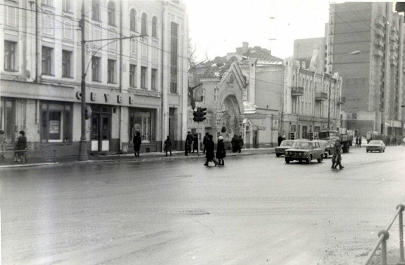 Таганка 1982-1983 гг.
