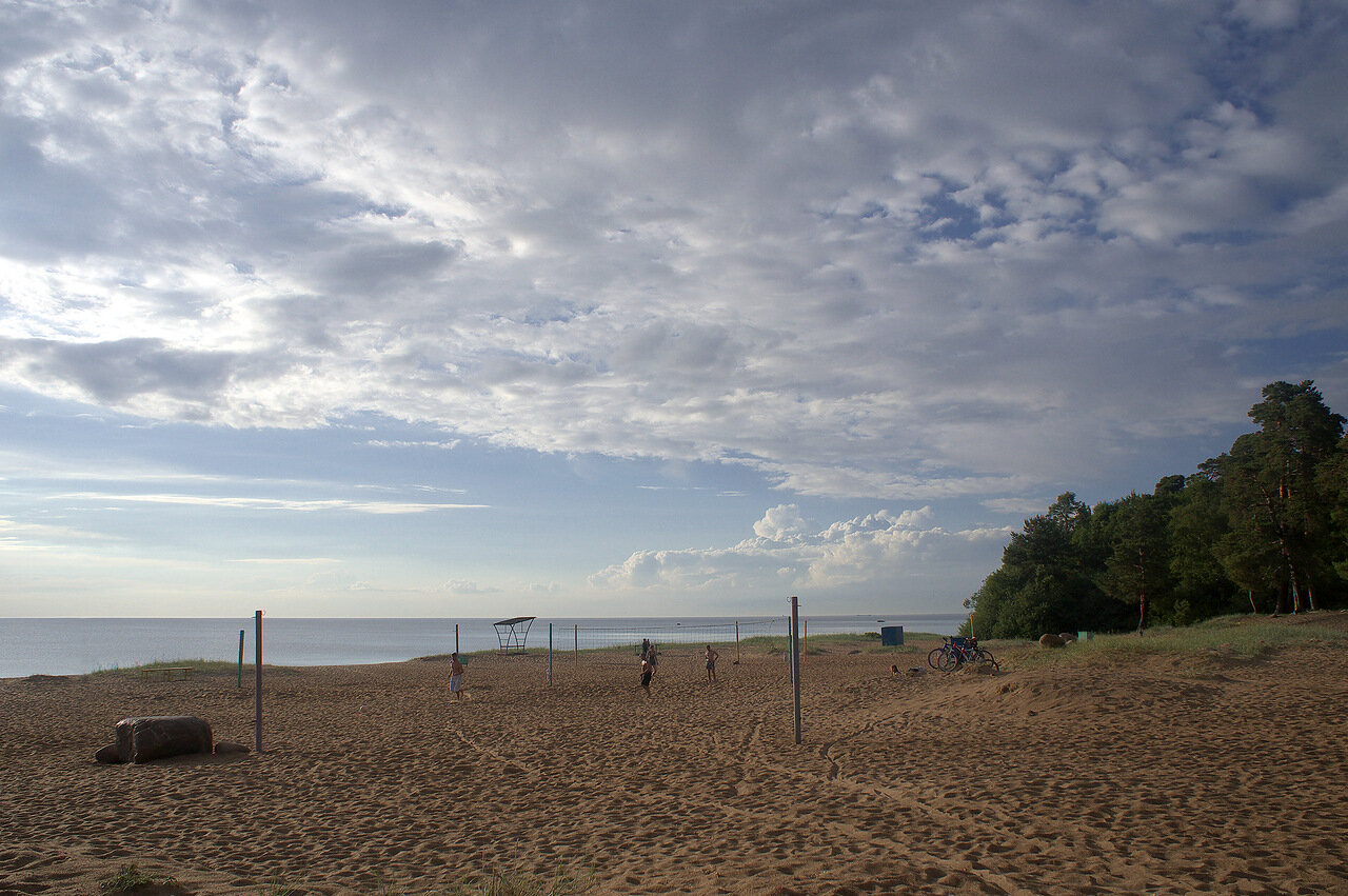 свои фото пляж липово фото эта
