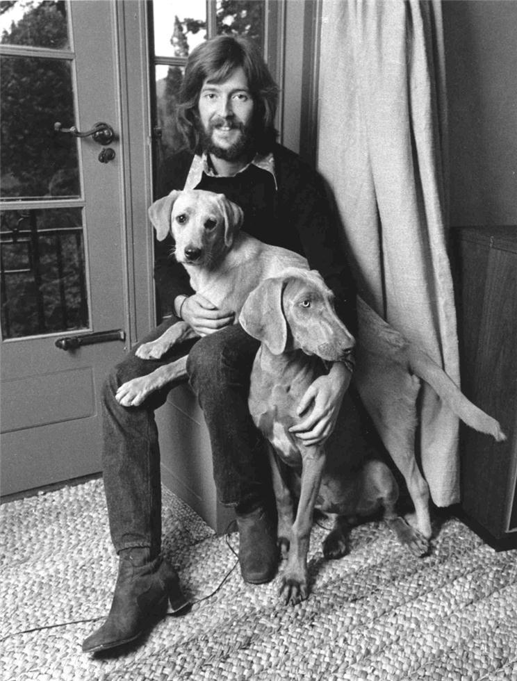 1969. Эрик Клэптон