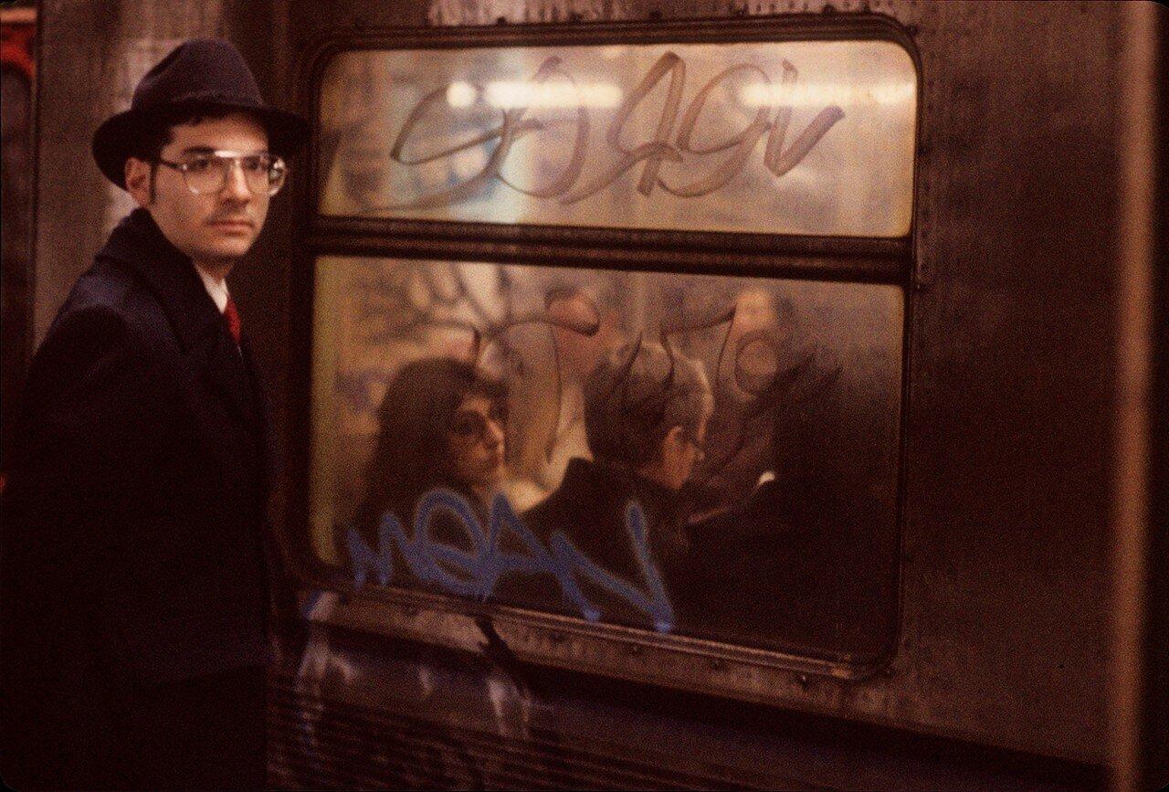 1983. В метро