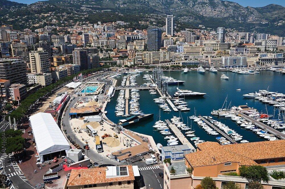 Монако: страна, где денег докуяко