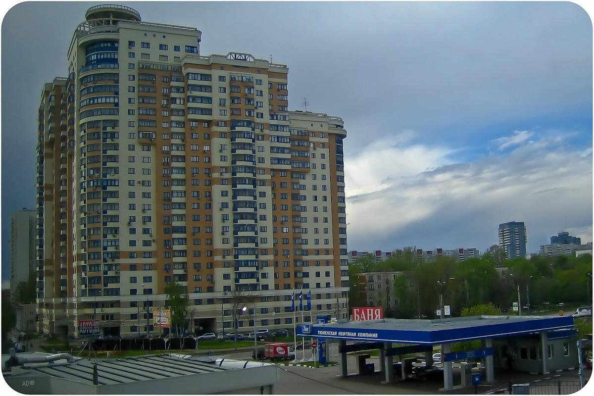 Жилой комплекс «Атлант»