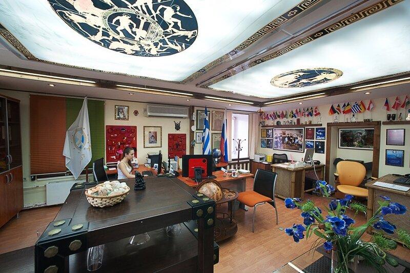 интерьер офиса. фотосъемка для рекламы. фотограф Ку