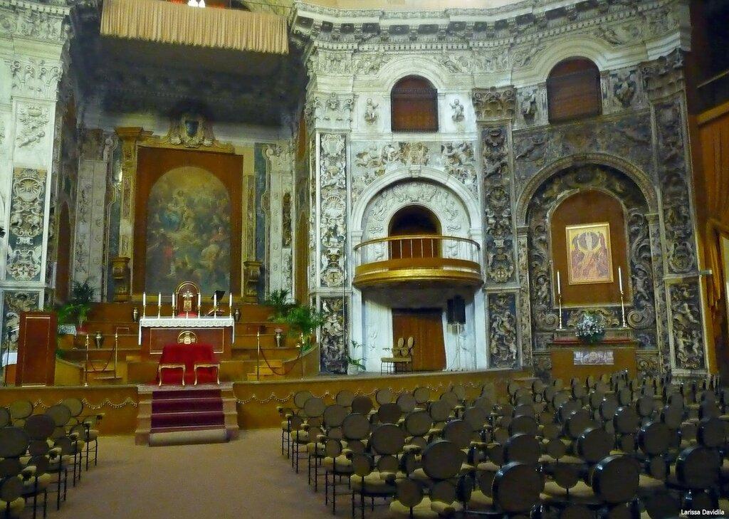 Chiesa del SS. Salvatore, 1528-1704.