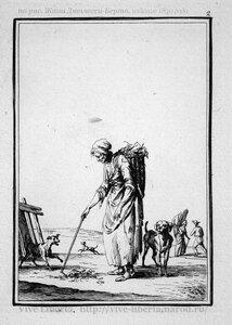 mendiante – нищие