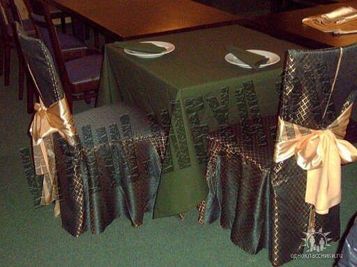 шторы, ламбрекены, покрывала, чехлы на стулья, скатерти, салфетки.