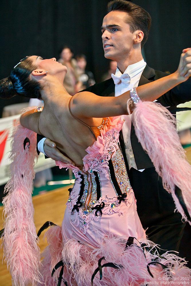 кружево танца