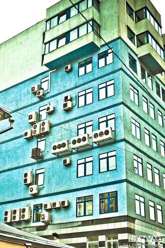 кубизм в Москве