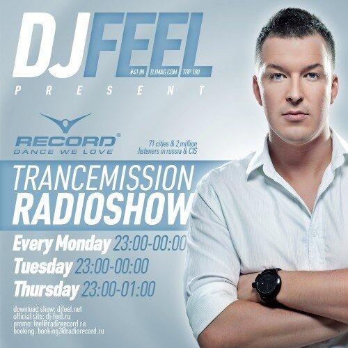 DJ Feel - TranceMission (2011-06-16)