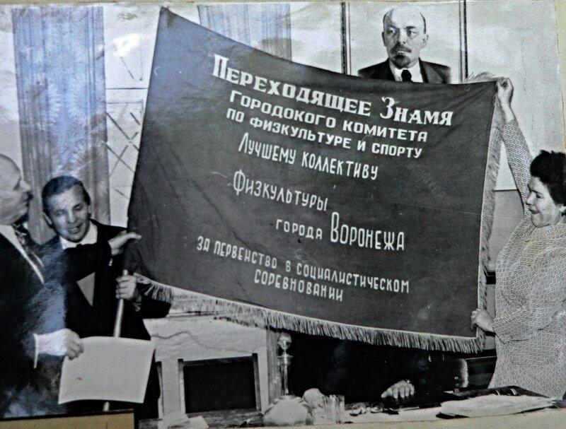 Воронеж. Старый Рыбачий. Валерий Концевой.