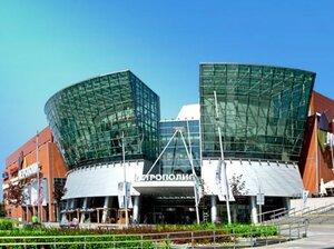 5ae9a8cf7 Метрополис - ТЦ в подлинно урбанистическом духе. Архитектурная концепция -  «город в городе» - элементы нескольких архитектурных стилей: мозаичные  узоры, ...