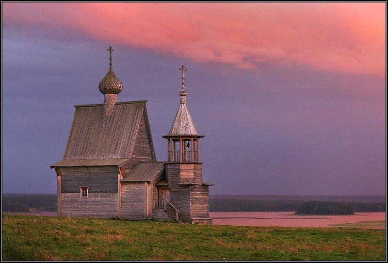 подарок для фото церквей на русском севере выставке пятьдесят живописных