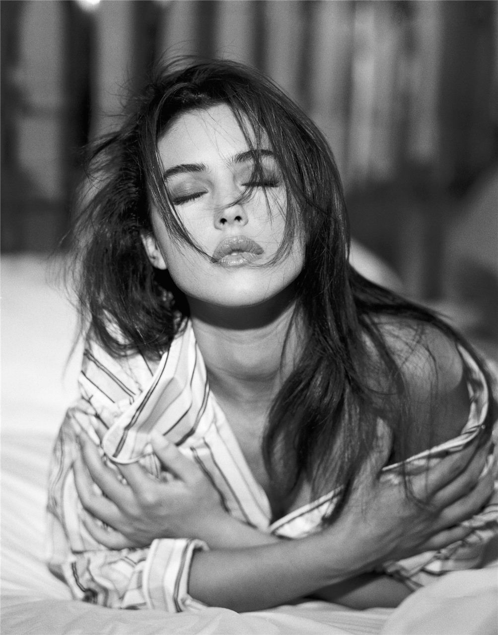 Моника Беллуччи / Monica Bellucci by Frederic Meylan 1990