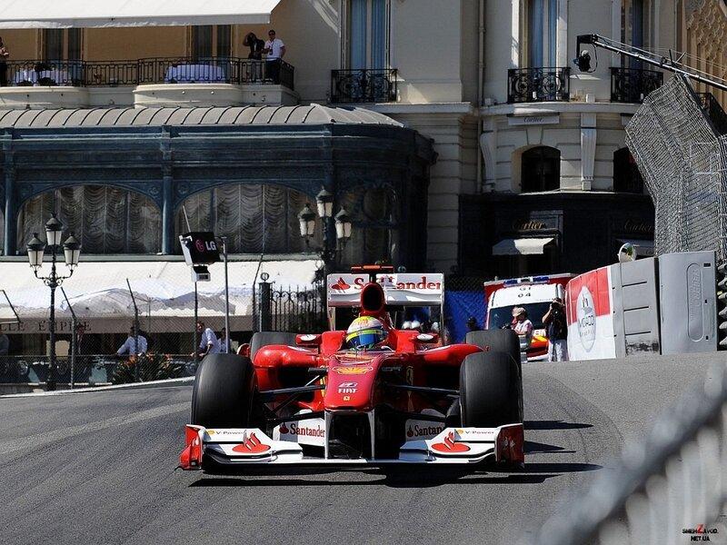 Формула-1. Гран-при Монако